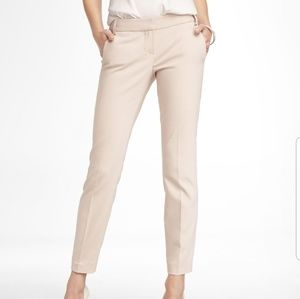 Express Nude Columist Ankle Pants